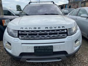 Land Rover Range Rover Evoque 2012 White | Cars for sale in Lagos State, Abule Egba