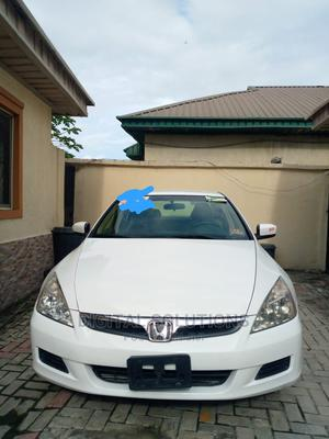 Honda Accord 2007 White | Cars for sale in Lagos State, Ajah
