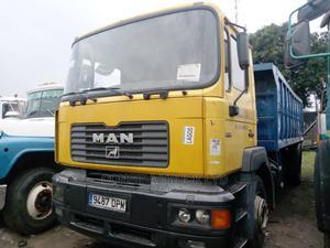 Man Tipper Yellow 2000 | Trucks & Trailers for sale in Lagos State, Amuwo-Odofin