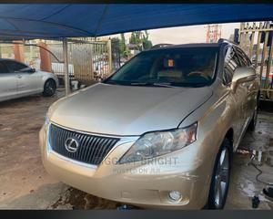 Lexus RX 2010 350 Gold | Cars for sale in Edo State, Benin City