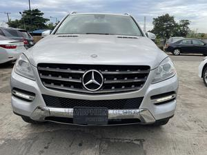 Mercedes-Benz M Class 2014 Gray | Cars for sale in Lagos State, Magodo
