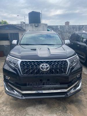 Toyota Land Cruiser Prado 2019 4.0 Black | Cars for sale in Lagos State, Surulere