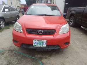Toyota Matrix 2007 Red | Cars for sale in Lagos State, Amuwo-Odofin