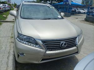 Lexus RX 2013 Gold | Cars for sale in Lagos State, Lekki