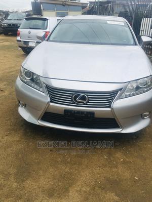 Lexus ES 2013 350 FWD Silver | Cars for sale in Lagos State, Ojodu