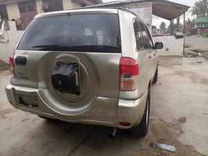 Toyota RAV4 2003 Automatic Gold | Cars for sale in Lagos State, Abule Egba