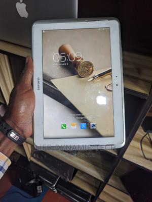 Samsung Galaxy Note 10.1 N8000 16 GB White   Tablets for sale in Lagos State, Amuwo-Odofin