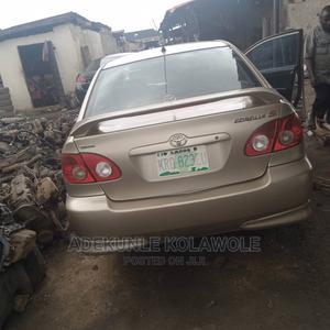 Toyota Corolla 2007 Gold | Cars for sale in Lagos State, Agboyi/Ketu