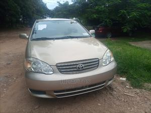 Toyota Corolla 2004 Gold | Cars for sale in Abuja (FCT) State, Jabi