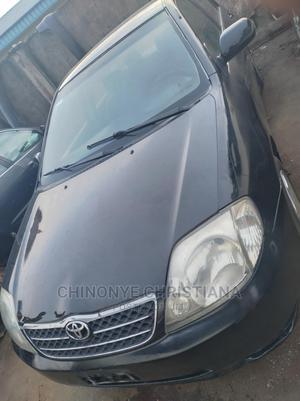 Toyota Corolla 2001 Sedan Black | Cars for sale in Lagos State, Amuwo-Odofin