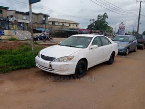 Toyota Camry 2003 White | Cars for sale in Lagos State, Ikorodu