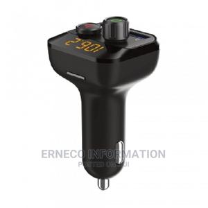 Porodo Smart Car Charger Fm Transmitter 24w | Accessories for Mobile Phones & Tablets for sale in Lagos State, Ikeja