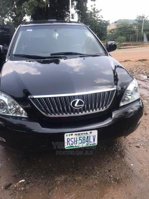 Lexus RX 2006 330 Black   Cars for sale in Abuja (FCT) State, Gwarinpa