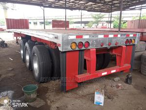40 Ton, Tripple Axle Flat Bed for Sale   Trucks & Trailers for sale in Rivers State, Port-Harcourt