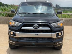 Toyota 4-Runner 2015 Black | Cars for sale in Abuja (FCT) State, Jahi
