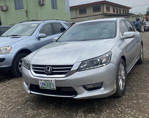 Honda Accord 2013 Silver | Cars for sale in Lagos State, Ifako-Ijaiye