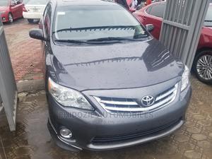 Toyota Corolla 2013 Gray   Cars for sale in Lagos State, Amuwo-Odofin