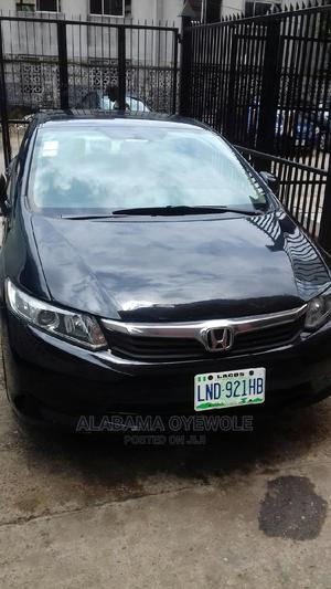 Honda Civic 2012 1.8 5 Door Black | Cars for sale in Lagos State, Lagos Island (Eko)