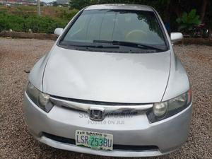 Honda Civic 2007 Silver | Cars for sale in Abuja (FCT) State, Katampe