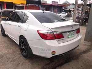 Honda Accord 2014 White | Cars for sale in Lagos State, Agege
