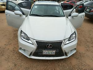 Lexus IS 2006 350 White   Cars for sale in Abuja (FCT) State, Central Business District