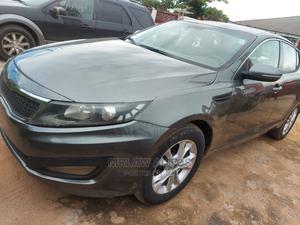 Kia Optima 2013 Gray | Cars for sale in Abuja (FCT) State, Asokoro