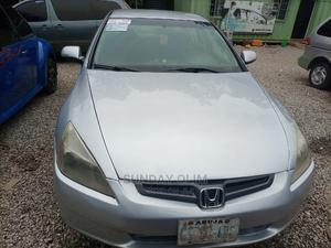 Honda Accord 2005 Automatic Silver | Cars for sale in Abuja (FCT) State, Katampe
