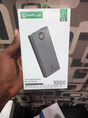 Shplus Power Bank 10000mah | Accessories for Mobile Phones & Tablets for sale in Lagos State, Ikeja