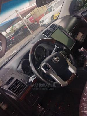 Toyota Land Cruiser Prado 2015 Black | Cars for sale in Lagos State, Lekki