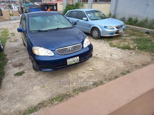 Toyota Corolla 2004 LE Blue   Cars for sale in Abuja (FCT) State, Kubwa