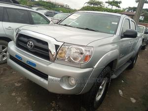 Toyota Tacoma 2007 Silver | Cars for sale in Lagos State, Apapa
