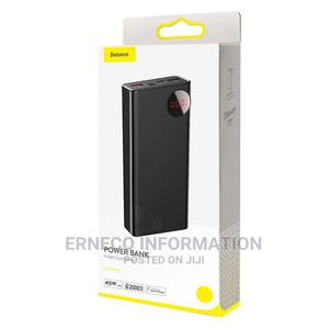 Baseus Mulight Quick Charge Power Bank 30,000mah | Accessories for Mobile Phones & Tablets for sale in Lagos State, Ikeja