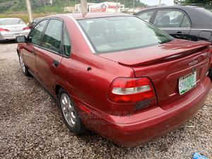 Volvo S40 2002 a Red | Cars for sale in Abuja (FCT) State, Katampe