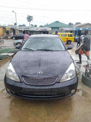 Lexus ES 2002 300 Black | Cars for sale in Lagos State, Ifako-Ijaiye