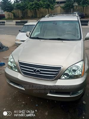 Lexus GX 2004 470 Gold | Cars for sale in Lagos State, Ikeja