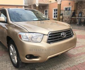 Toyota Highlander 2011 Gold | Cars for sale in Lagos State, Ikeja
