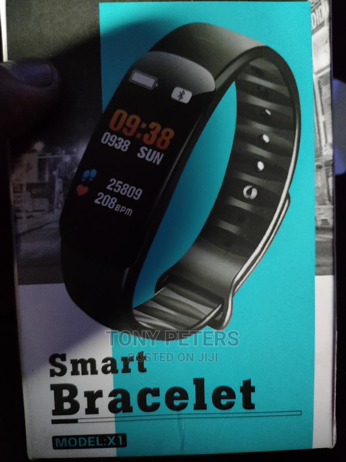 Smart Bracelet Watch   Watches for sale in Agege, Lagos State, Nigeria