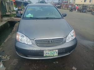 Toyota Corolla 2005 LE Gray | Cars for sale in Delta State, Warri