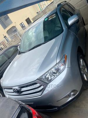 Toyota Highlander 2012 Silver | Cars for sale in Oyo State, Ibadan