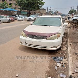 Toyota Camry 2003 White | Cars for sale in Lagos State, Alimosho