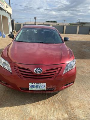 Toyota Camry 2008 2.4 LE Red   Cars for sale in Lagos State, Ikorodu