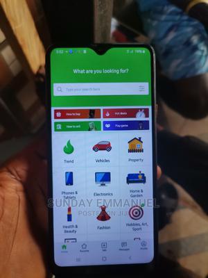 Samsung Galaxy A20s 32 GB Blue | Mobile Phones for sale in Ogun State, Sagamu