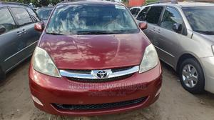 Toyota Sienna 2006 XLE Limited AWD Red | Cars for sale in Lagos State, Amuwo-Odofin