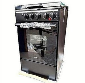 Midea Free Standing 3 Gas +1 Electric Gas Cooker With Oven | Kitchen Appliances for sale in Abuja (FCT) State, Gwarinpa