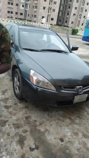 Honda Accord 2002 2.0 SE Gray   Cars for sale in Abuja (FCT) State, Jabi