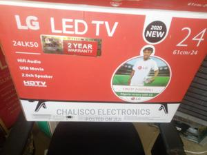 LG 24 Inches LED Tv   TV & DVD Equipment for sale in Lagos State, Lekki
