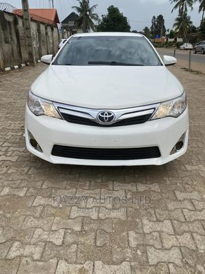 Toyota Camry 2013 White | Cars for sale in Lagos State, Alimosho