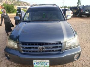 Toyota Highlander 2007 V6 Gray | Cars for sale in Kwara State, Ilorin East