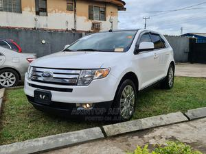 Ford Edge 2010 White | Cars for sale in Lagos State, Ikeja