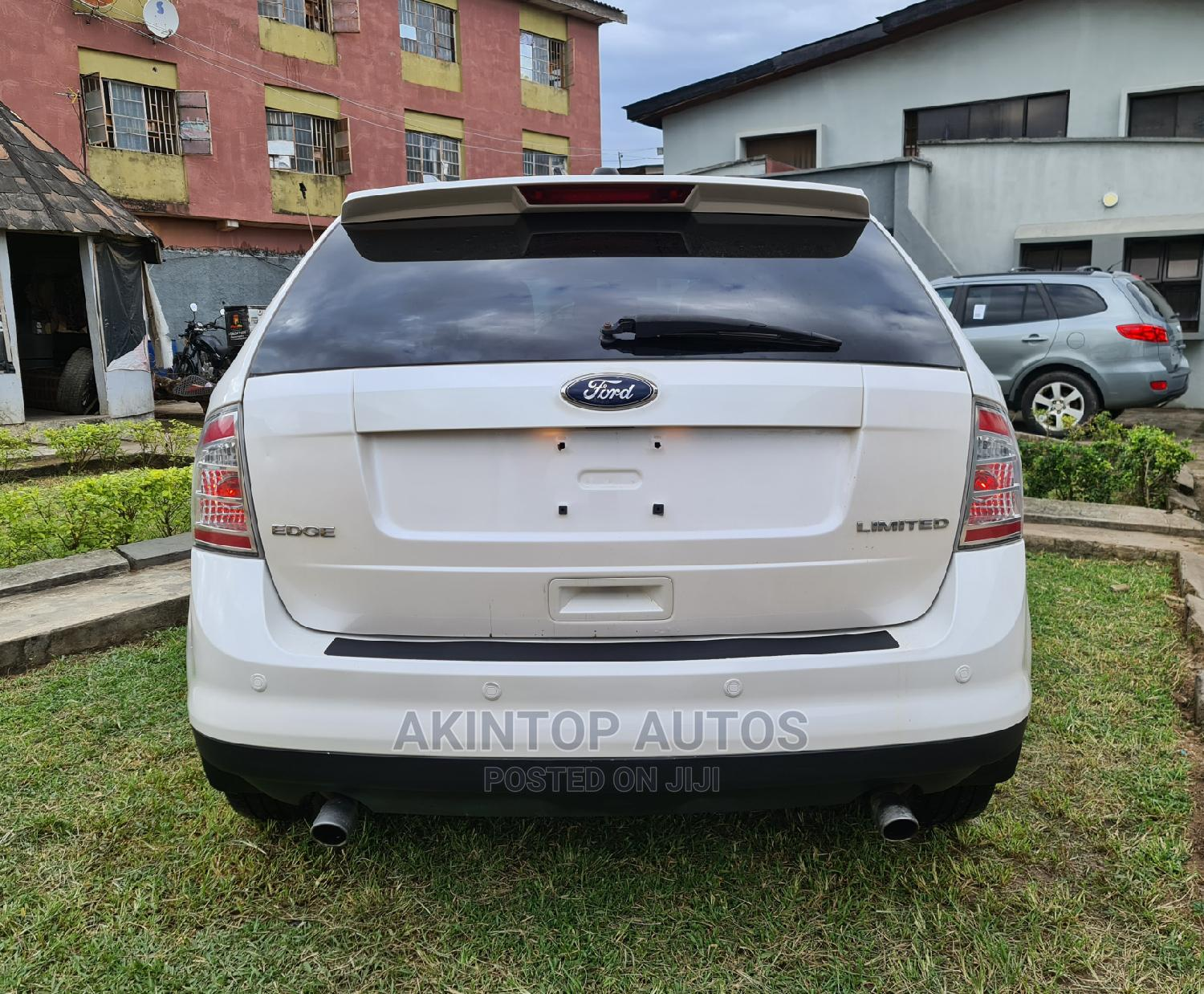 Ford Edge 2010 White | Cars for sale in Ikeja, Lagos State, Nigeria